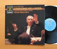 Bruckner Symphony no. 1 Vaclav Neumann 1966 Telefunken SMT 1326 Stereo NEAR MINT