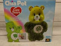 Chia Pet Care Bears Good Luck Bear Decorative Pottery Planter New FREE SHIPPING