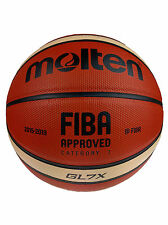Molten GL7X Leather Indoor Basketball | Free Express Shipping Nationwide