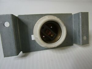 Magic Chef Range Light Receptacle / Socket w/ Shield  3604F007-80  ASMN