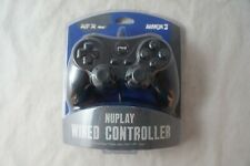 Armor 3 - Nuplay Wired Controller for PS3, PC & Mac ~ Brand New!!