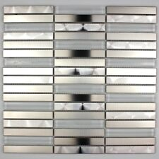 tessere di mosaico in acciaio inox mi-mul-lin
