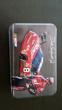 Dale Earnhardt Jr. Nascar Playing Cards Tin With one deck of cards