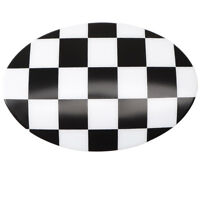 Gas Tank Door Cap Fuel Lid Cover ABS for Mini Cooper ONE S JCW F54 Clubman A04
