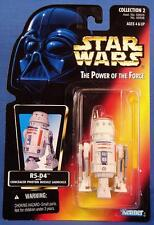 1996 KENNER STAR WARS POWER OF THE FORCE POTF R5-D4 ACTION FIGURE MOC RED CARD