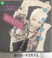 YAZZ - WANTED ALBUM / LP / RECORD / VINYL / 33rpm EXCELLENT / NM ORIGINAL