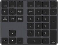 Kanex Slim Numeric Key Pad grau Tastatur Zahlenfeld Ziffernblock Apple MacBook