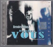 RENDEZ-VOUS - RENDEZ VOUS 2002 NIEPOKONANI REMASTERED EDITION CD POLSKA POLAND