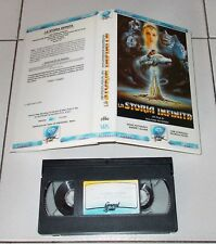 Vhs LA STORIA INFINITA Wolfang Petersen - Prima edizione General Video 1984