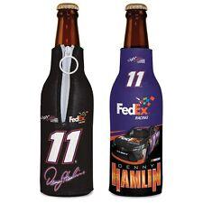 Denny Hamlin 2015 Wincraft #11 Fed Ex Bottle Coolie Free Ship