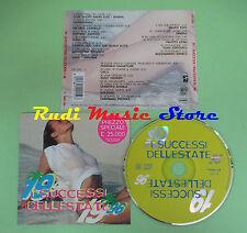 CD 19 SUCCESSI ESTATE 96 compilation 1996 FAUSTO LEALI AUDIO 2 MARRABENTA (C25)