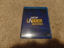 WCW BEST OF LADDER MATCHES WRESTLING BLU-RAY