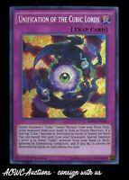 Yugioh - Unification of the Cubic Lords - MVP1-ENS45 (Secret Rare) NP