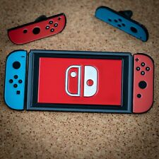 Nintendo Switch enamel pin set