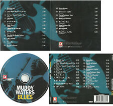 MUDDY WATERS cd BLUES Disky Holland