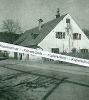Kirchentrudering - Bauernhof - Dorfansicht - wohl um 1950 -       S 25-13