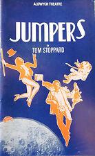 JUMPERS – TOM STOPPARD – FELICITY KENDALL, EDINGTON, CADELL, SACHS, BATESON 1985