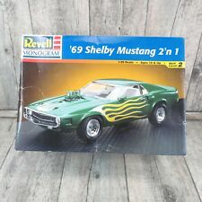REVELL 85-2545 - 1:24 - `69 Shelby Mustand 2n1 - OVP - #AO45754