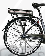 BATTERIA phylion joycube 36v 13,6ah per E-Bikes Pedelecs CON PORTAPACCHI