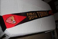 BUFANDA OFICIAL UEFA EUROPA LEAGUE FINAL DE TORINO SEVILLA FC Y BENFICA SCARF