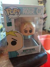 Funko Pop! South Park: #1~Butters [Vaulted] ‼�Vinyl Figure 🔥🔥🔥