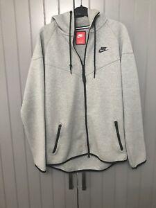 mens nike tech fleece hoodie Lge