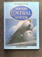 NYC Proud!  New York Central Railroad System Book History Of The Aaron Klein