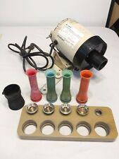 Brandt Coin Package Crimper Model 763 Tubes & Tray