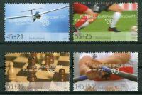 Bund Nr. 2649 - 2652 sauber postfrisch Motiv Sport Fußball Schach ... 2008 BRD