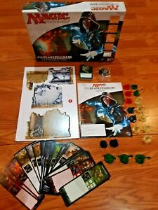 Magic The Gathering Board Game Arena of the Planeswalkers incomplete for parts