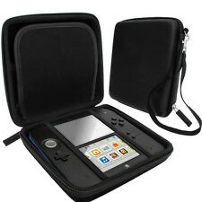 Black Shockproof Dustproof EAV Hard Case Cover for Nintendo 2DS Sleeve Pouch New