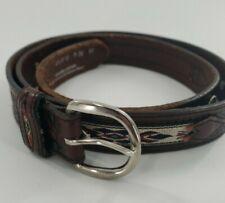 Wrangler Men's Leather Belt