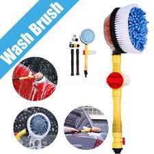 Car Pressure Washer Rotating Wash Brush Vehicle Care Washing Sponge Cleaner Tool