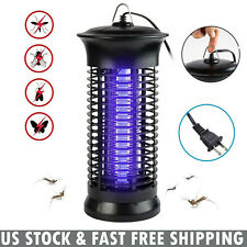 Electric Fly Bug Zapper Mosquito Insect Killer UV Light Trap Pest Control Lamp