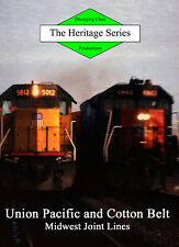 Train DVD: Union Pacific and Cotton Belt Midwest Joint Lines