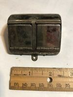 Vintage Victor VV-50 —85522 Portable PHONOGRAPH Lid Needle Holder