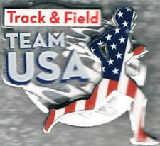 Nice Undated Patriotic USA Olympic Track & Field Team NOC Sports Pin-On-Pin