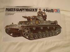 1/35 Tamiya German DAK Panzer IV Ausf D w/3 Crew Decals 4/4 Versions MIOB