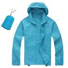 Men Women Windproof Waterproof Jacket Bike Bicycle Outdoor Sports Rain Coat Hot