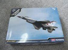 Academy Special Edition 1:72 F-16C Thunderbirds 2009/2010 Aircraft Model Kit