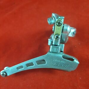 Shimano 600 Uniglide FD-6100  Clamp On 28.6mm Front Derailleur