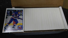 1990-91 Upper Deck Hockey Complete Base Set 1-400