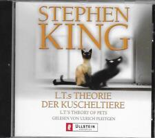 L.T.s THEORIE DER KUSCHELTIERE -HÖRBUCH / STEPHEN KING