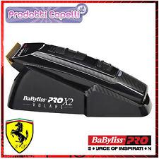 BABYLISS PRO X2 VOLARE FERRARI TOSATRICE TAGLIACAPELLI PROFESSIONALE FX811E