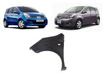 NISSAN NOTE 2006-2009 FRONT WING PAINTED ANY COLOUR LEFT SIDE N/S