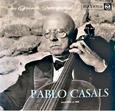 ++PABLO CASALS moment musical/traumerei/le cygne/vol du bourdon LP 1962 RCA VG++