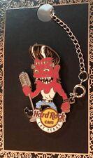 Hard Rock Cafe LAS VEGAS STRIP 2013 MONSTER BAND Series PIN #3 of 4! SCARY COOL!