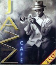 Jazz Café - Louis Armstrong, Nat King Cole, Ella Fitzgerald, Dizzy Gillespie CD