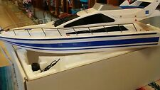 American Express Atlantic Yacht R/C Luxury Racing Boat New In Box No Remote