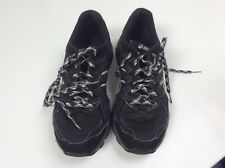 Para hombre ASICS GEL FUJITRABUCO 4 Zapatos De Entrenamiento Negro Tamaño 7 EUR 41.5 en muy buena condición